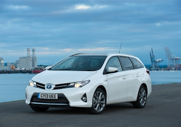 First drive: Toyota Auris Touring Sports