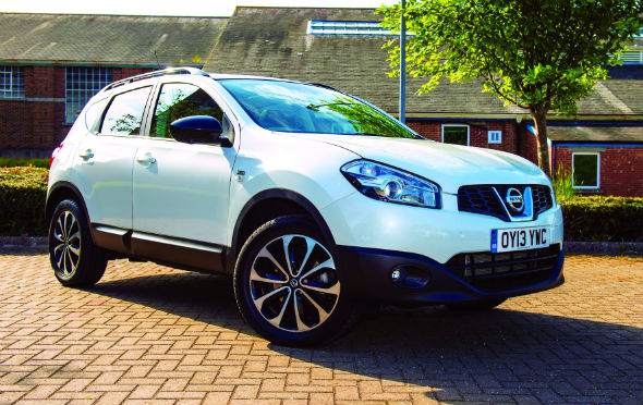 Long term report: Nissan Qashqai