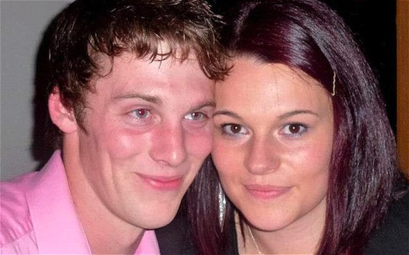 Young female driver kills boyfriend in crash after rowing about the radio