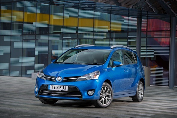 Road test: Toyota Verso