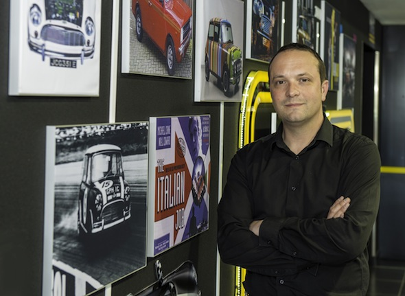 Inside Europe's largest Mini dealership