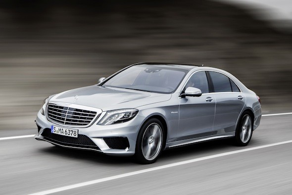 Mercedes unveils high performance version of stunning upcoming S-Class