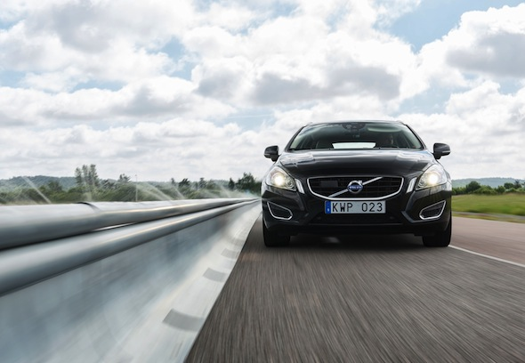 Video: Volvo reveals all-new safety tech