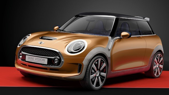 Mini design concept showcases future styling