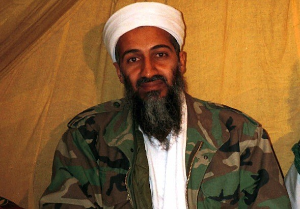 Osama bin Laden was stopped for speeding while on run in Pakistan