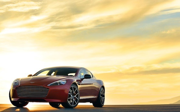 Road test: Aston Martin Rapide S