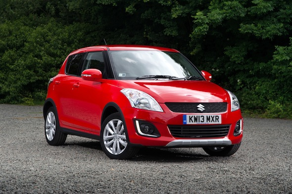 First drive: Suzuki Swift 4x4