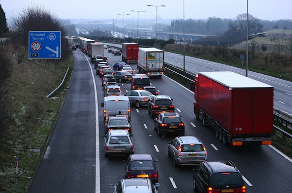 Highways Agency to crack down on hard shoulder abuse