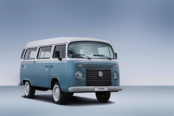 Volkswagen to end camper production with Kombi Last Edition