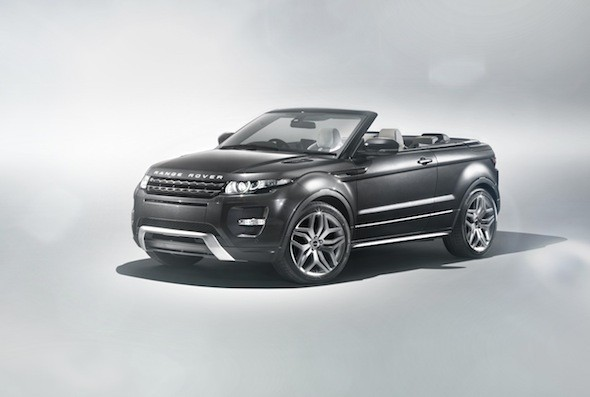 Exclusive: Range Rover Evoque convertible still on the cards