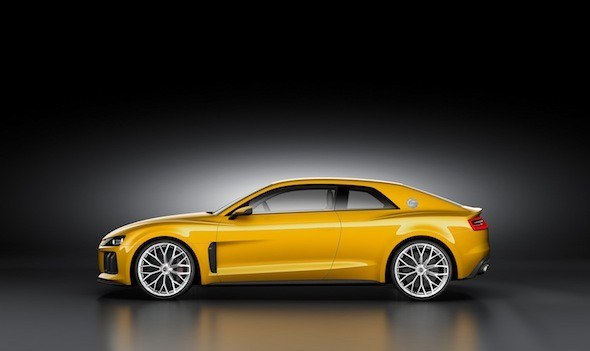 Audi strongly hints at Sport Quattro production