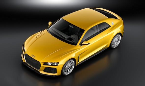 Audi Quattro re-imagined as 690bhp hybrid concept