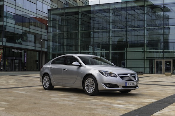 Refreshed Vauxhall Insignia range details announced