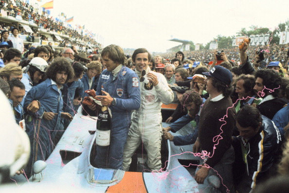 Goodwood Revival a special place for Le Mans hero Derek Bell