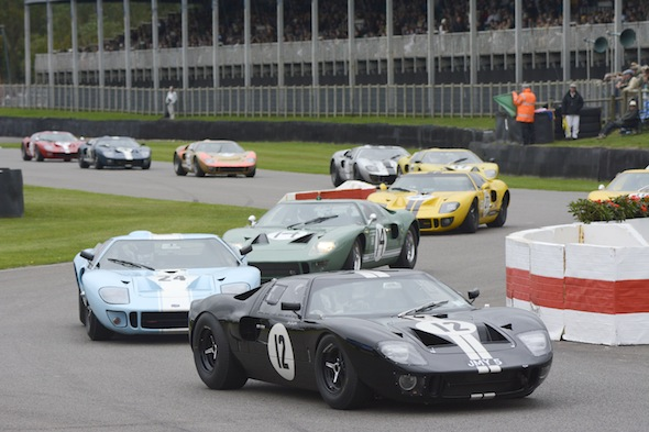 Goodwood Revival - the world's premier classic car event