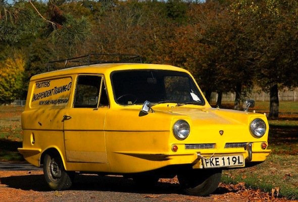 Reliant Robin named worst British car