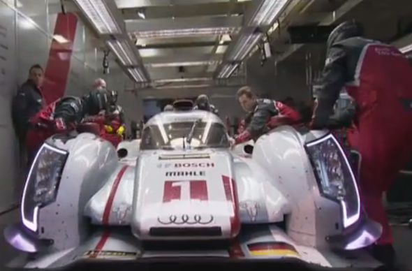 24 hour of Le Mans: one teams journey