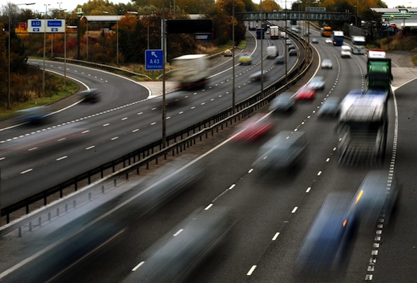 Motorists in favour of black-box telemetry
