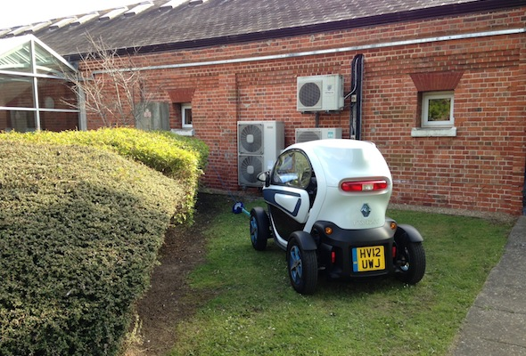 Long term report: Renault Twizy