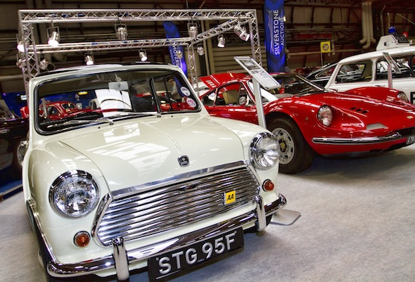 Classic and vintage car owners warned about winter threat to vehicles