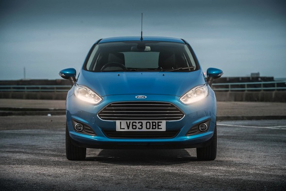 Ford Fiesta remains UK's best-selling car