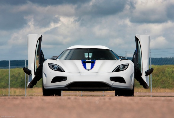 New Koenigsegg could develop 1400bhp