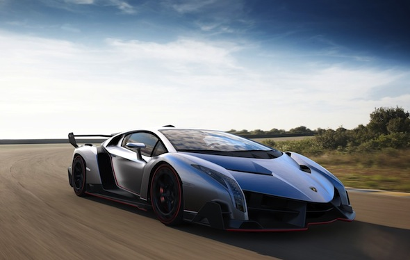 A day in the life of a Lamborghini test driver