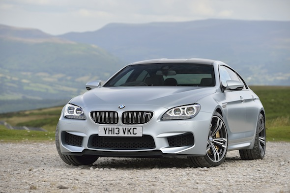 AOL Cars' Road Test of the Year: BMW M6 Gran Coupe