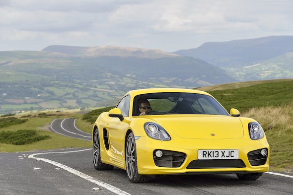 AOL Cars' Road Test of the Year: Porsche Cayman S