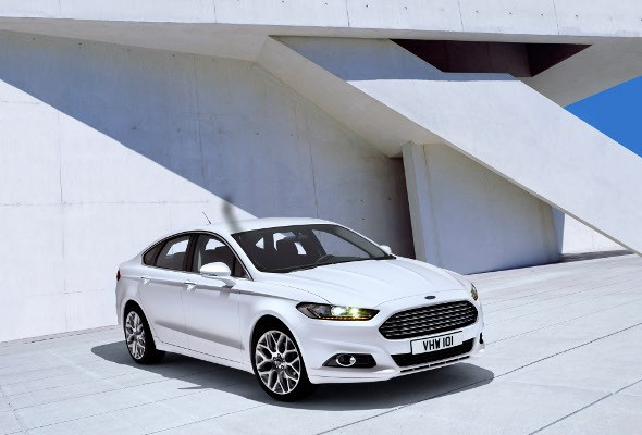 ​'Mondeo Man didn't do us any favours,' says Ford boss