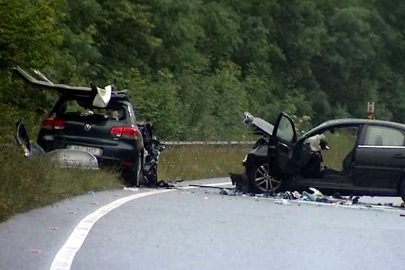 ​Young family decimated by suicidal driver