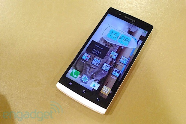 Oppo Find 5 评测