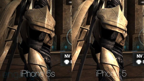 iphone 5s analisis graficos comparativa
