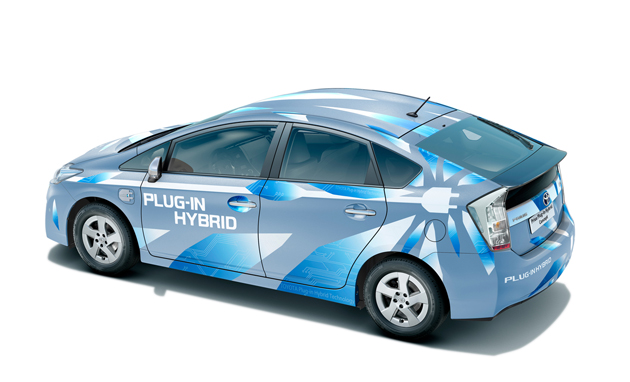 Frankfurt Preview: More on Toyota's new lithium-ion Plug-in Prius