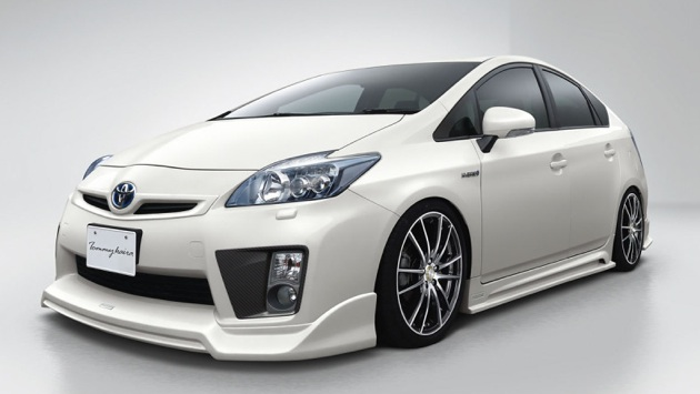 Toyota Prius gets visual makeover from Tommi Kaira