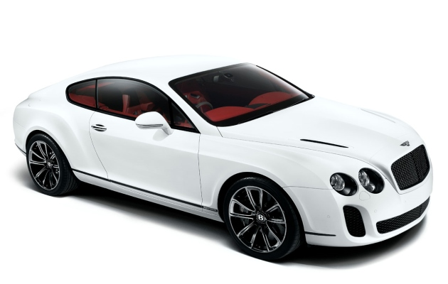 REPORT: Bentley to delay flex-fuel capability for 2010 Continental Supersports