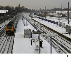 Rail bosses admit they 'weren't ready' for the big freeze