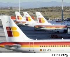 Spanish airport strikes
