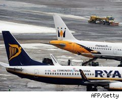 Ryanair to charge 'compensation levy'