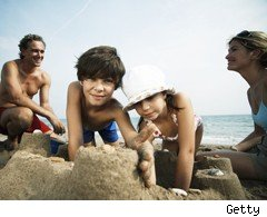 Family term time holidays