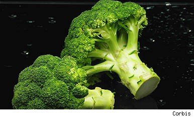 cancer-fighting superbroccoli