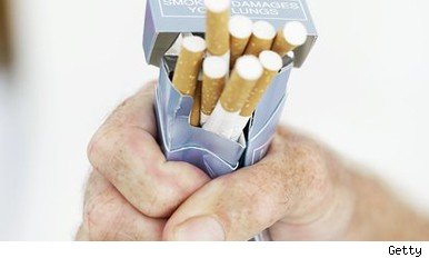 seniors who quit smoking live longer