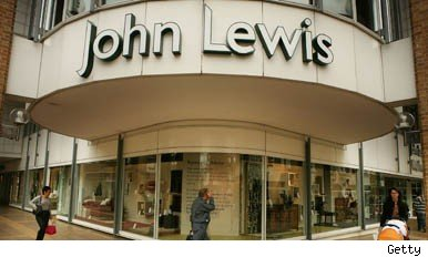 Brits would prefer to bank with trusted brand John Lewis