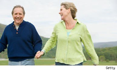 exercise for over 50s cuts heart disease risk