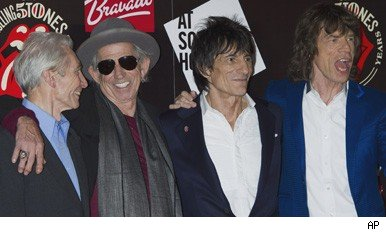 Rolling Stones 50th anniversary gig tickets