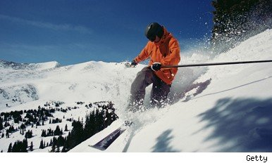 when and where to ski 2012