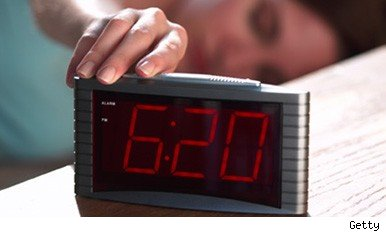 Alarm clock is nation's most enduring gadget