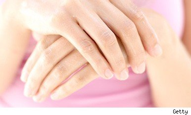 antiageing products for hands