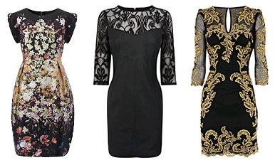 Christmas Ball Dresses Uk.Winter Dress Trends Party In Style This Christmas Aol