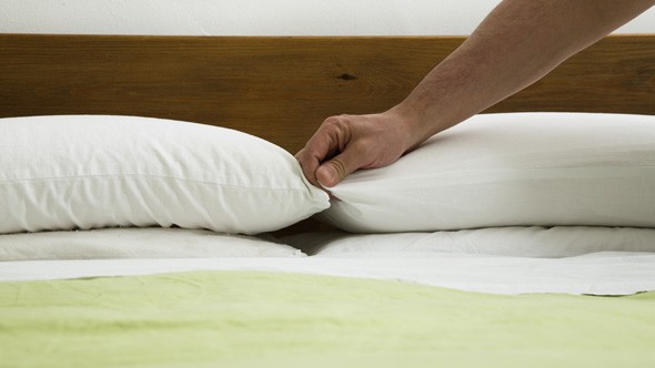 Dirty bed linen could make allergies worse